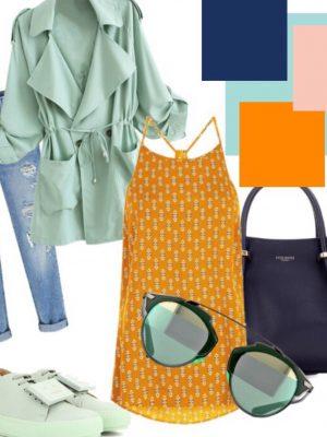 Farver og styling med kant