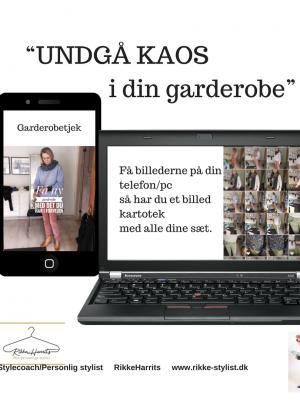 """""""Skal min kone kun have nye strømper""""?"""