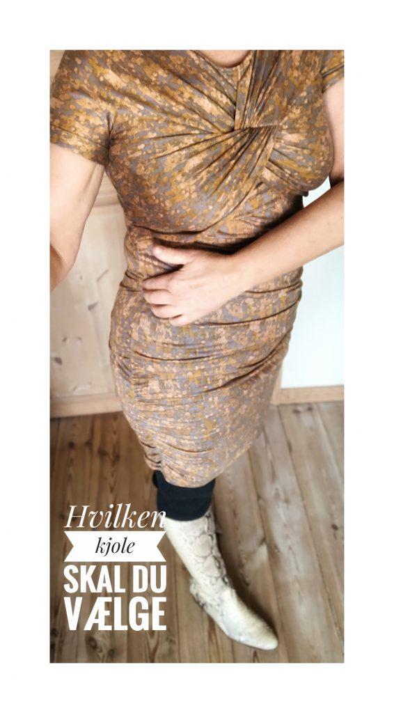 hvilken kjole skal jeg vælge