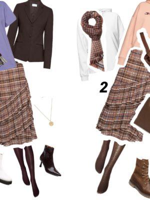 Rikke kan du hjælpe mig med denne nederdel?