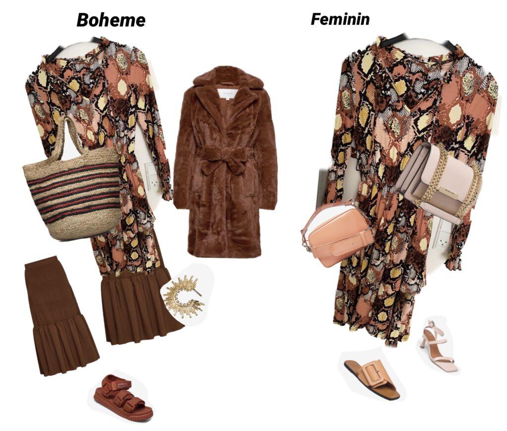 online shopping med det du har i garderoben